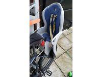 Hamax 'Sleepy' Child Rear Bike Seat