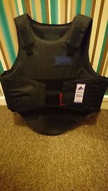 Justtogs Body Armour Size Child Large
