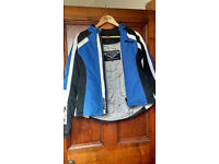 Ladies Motorcycle Jacket size 10