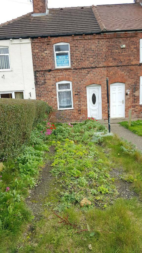 SHIREBROOK 2 BEDROOM TERRACED HOUSE TO RENT