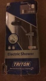 Brand new Electric shower
