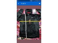 North Face Hyvent Alpha Summit series Avalanche rescue system jacket size XL
