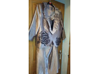Designer mother of the bride outfit by Cabotine size 22