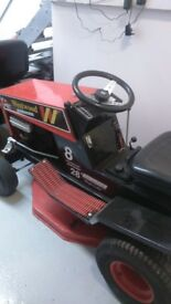 Ride on mower for sale