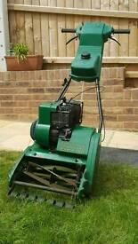 Suffolk Punch 30s Cylinder Lawn Mower