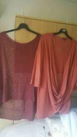 Ladies size 14/16 clothing