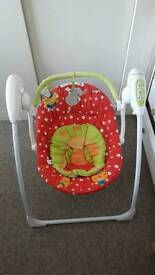 Baby Electric Swing Chair