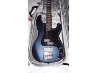 Bass Guitar by Schecter