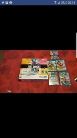 Selling a wii u consol and x5 games exellent condition comes in orignal box