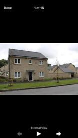 4 bed detached family home in Lancaster.