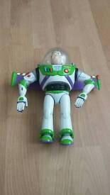 Toy Story Buzz Lightyear Talking Figure