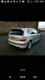 Type r only **73000** miles