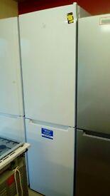 Indesit white Fridge Freezer slightly marked Ex display