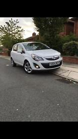 Vauxhall corsa 1.4 sxi touch screen display reverse camera Bluetooth big spec