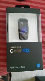 Brand new Samsung gear fit 2 (L size)
