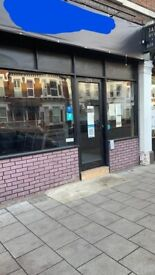 *** W E L L E S T A B L I S H E D *** JAPANESE RESTAURANT TO LET (LOW RENT WITH TAKE AWAY SERVICE)