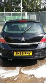Nice clean astra 08 plate .