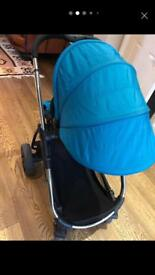 Icundy pushchair