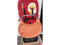 Child's Highchair For Sale