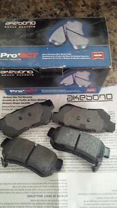 Hyundai Tucson 2005-2009 - rear brake pads - new
