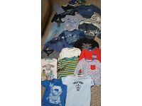 2-3 years boys bundle fab condition/brands