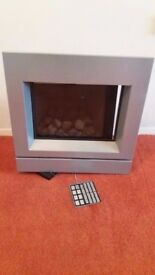 Gas fire + surrounding granite - very good condition all working