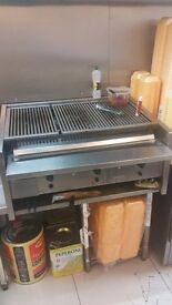 Archway charcoal grill excellent working condition