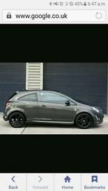 Corsa limited edition/ looking 4