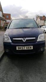 Vauxhall Meriva Design 1.6l Petrol Manual