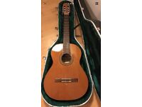 Raimundo 118 Classical Spanish guitar with Hiscox case