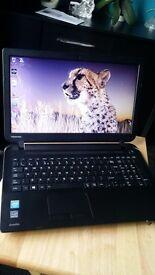 "*Reduced* Light weight Toshiba C50-B-18X Dual core 2.16 Ghz, 4GB Ram, 500 GB HD, 15.6"" Screen"