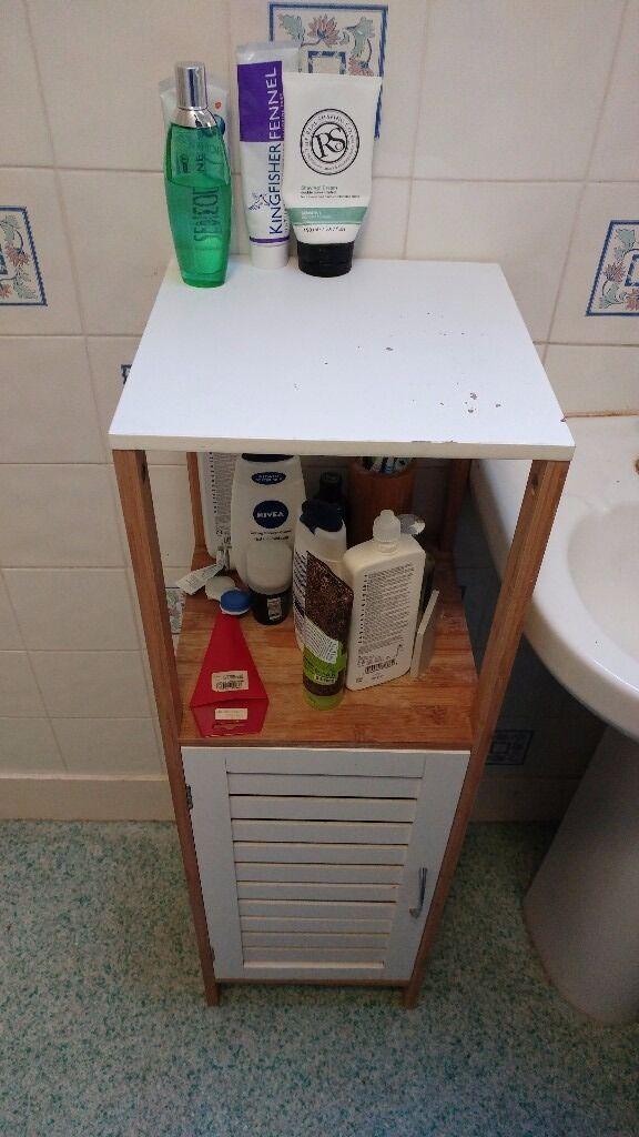 Bathroom Cabinets Gumtree slim tall bathroom cabinet (futon company)   in oxford