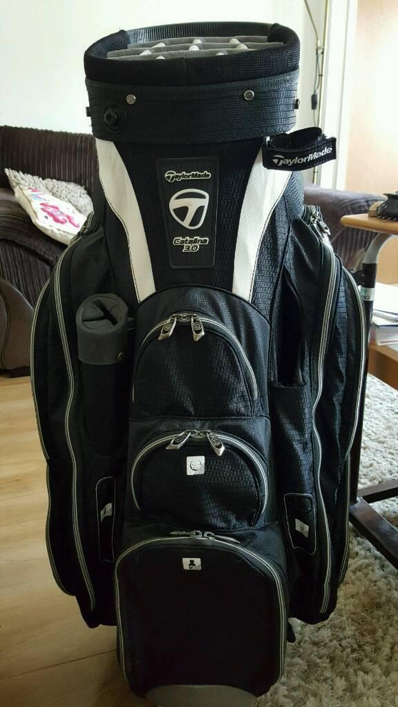 Sold Taylormade Catalina 3 0 Golf Cart Bag