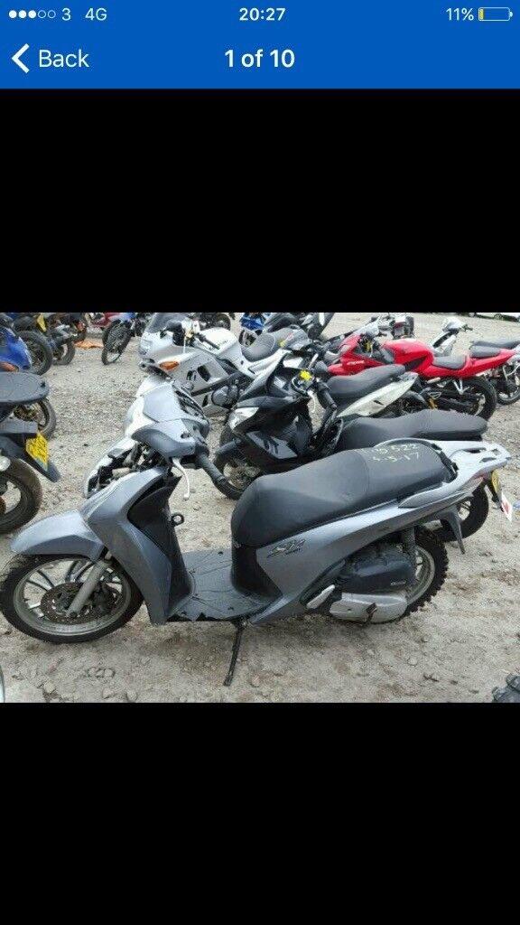 Honda sh I 125