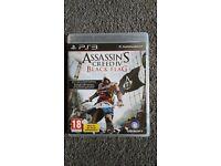 AC Black flag PS3 game 5quid