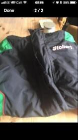 2 Eddie stobbart waterproof jackets coats