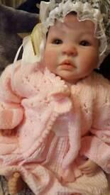 Sale reborn baby girl doll