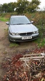 Jaguar x type. Spares & repairs