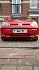 Volkswagen MOVE UP! 1 Litre 3 Door, 1 Previous Owner 30119 Miles. Ideal First Car.