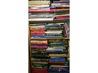 AMAZON BOOKSHOP CLOSURE 100 BOOKS VARIETY ALL GENRES all listed CLEARANCE PRICE SEVERAL LOTS....