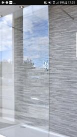 Decor Lamas concrete grey tiles