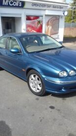 jaguar x type 2.5l 4x4