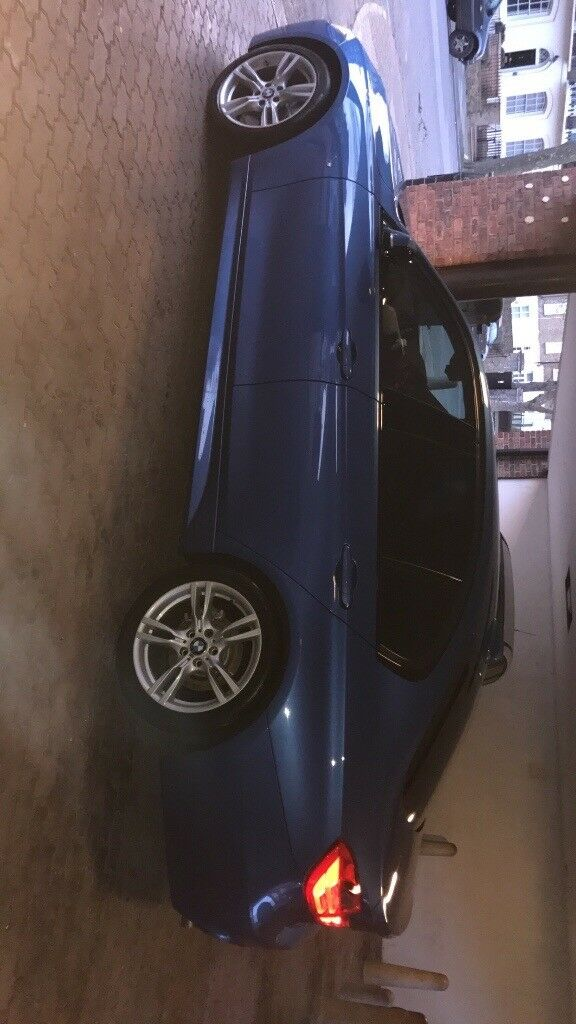 Selling Bmw 320 m sport lovely car for sale