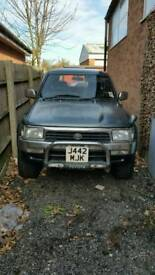 Toyota Hilux Surf SSRX 1992 need gone asap