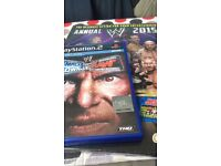 Sealed annual & game