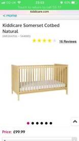 Brand new cot /bed