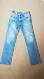 Abercrombie & fitch boys jeans