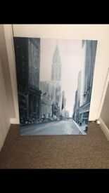 Large Canvas Picture