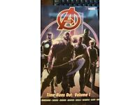 Avengers Hickman Time runs out vol 1