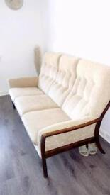 Parker knoll suite 3 seater /2 seater